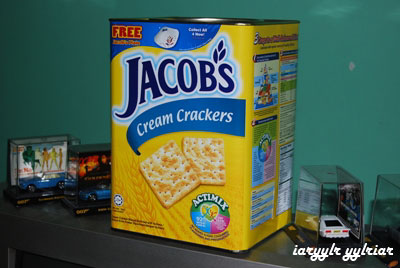Amazoncom: Jacobs Cream Crackers 200g Pack Pack