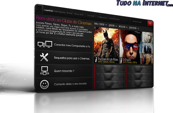 Baixar CineMax 2.0 Pro - Assista TV em seu PC grátis