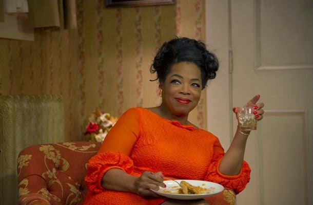 "Oprah Winfrey en ""El Mayordomo"" (The Butler) de Lee Daniels"