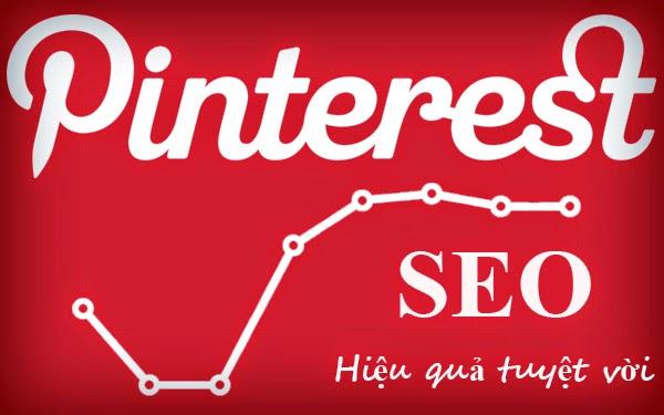 khám phá hiệu quả từ seo pinterest