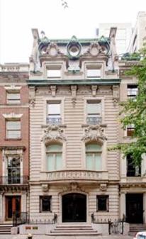 lehman art house exterior in manhattan new york city