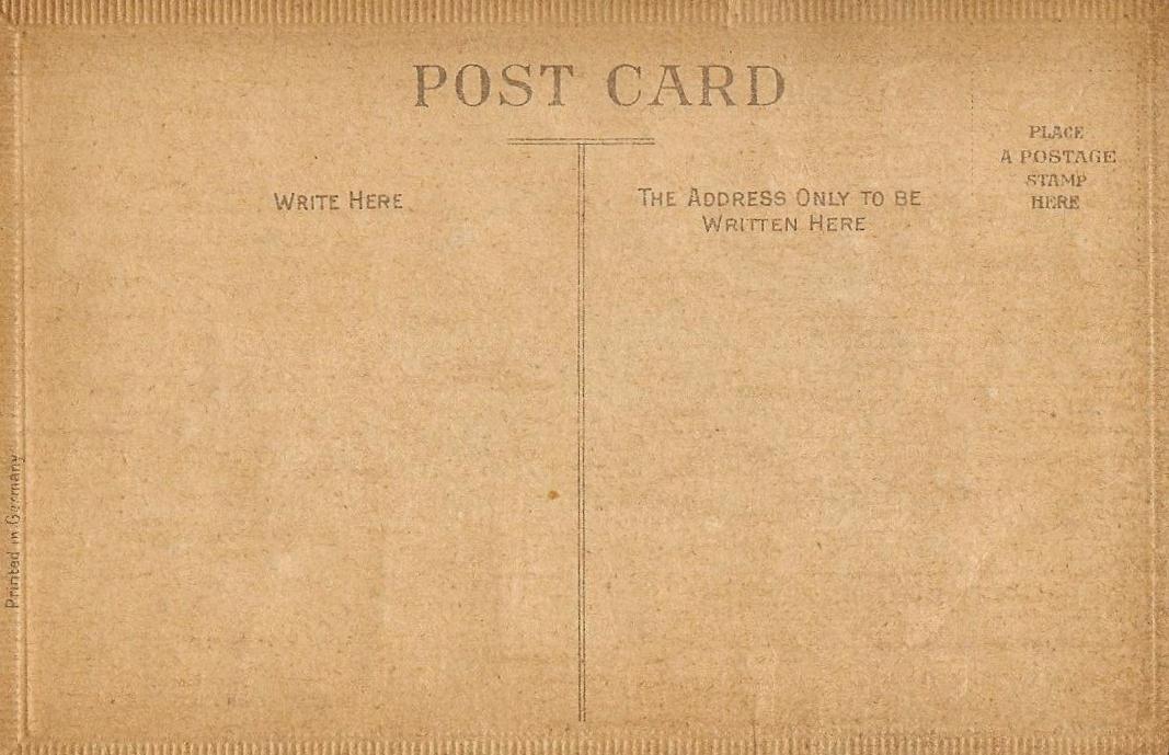 free printable postcards