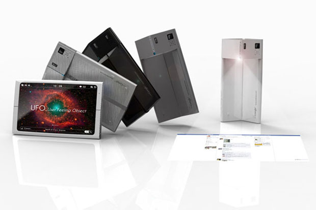 UFO Smart Phone Concept 1