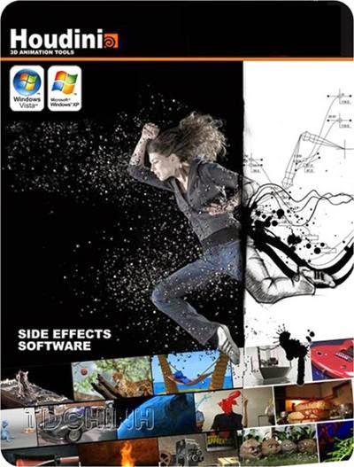 SideFX Houdini FX v13 Full 32&64 Bit İndir Mega.co.nz Beklemeden