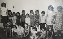 1960s Children Going to Church