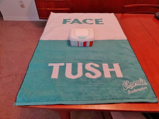 face,tush,towel,Visa,giftcard,sweeps