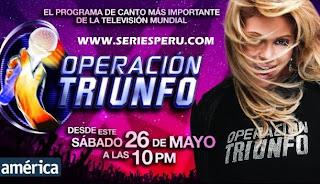 Operación Triunfo América Televisión