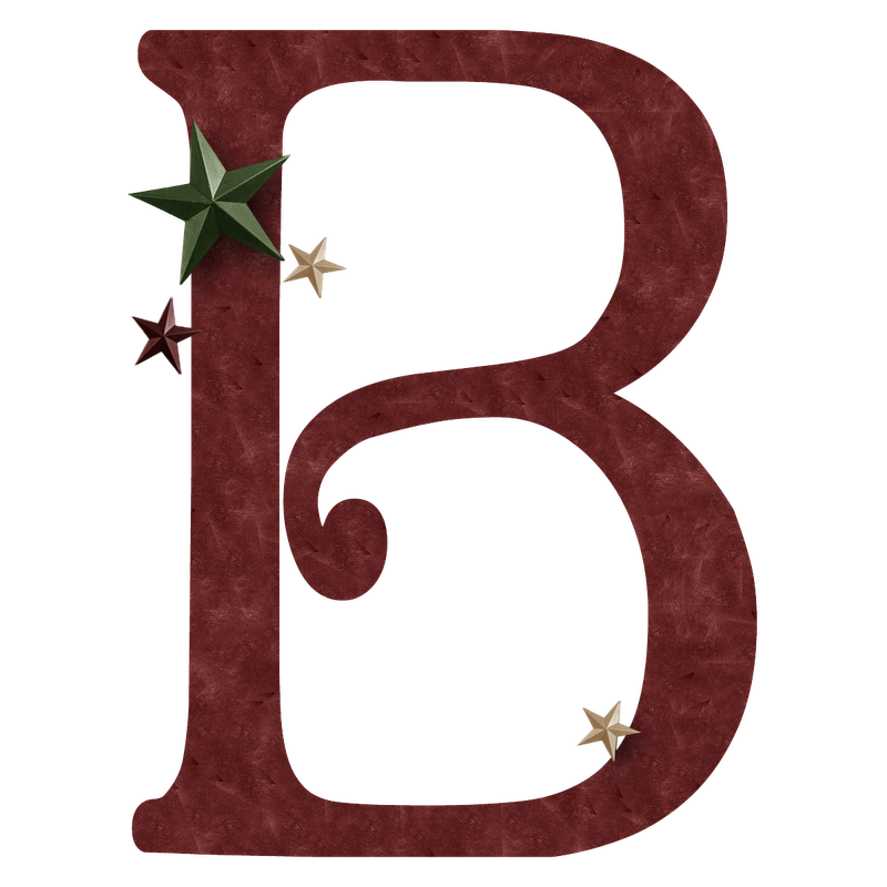 granny enchanted39s blog free christmas red suede digi With single alphabet letters