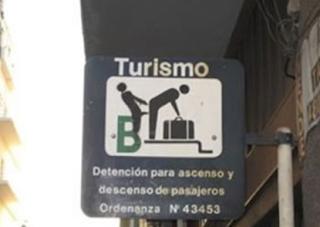smešni znakovi: španski turistički znak