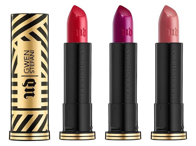 Urban Decay x Gwen Stefani Makeup Collection 2016