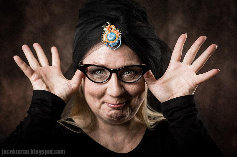 aldona jankowska, aktorka, krakow, jacek taran, portret, szymon majewski
