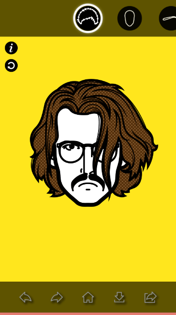 android app, application, phone app, Imadeface, Gallery,