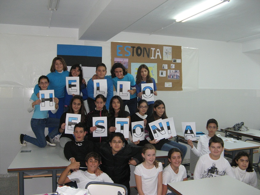 Comenius Project - YouTube