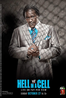 "Hell In A Cell » Download & Print ""Hell In A Cell 2013"" HQ Official Poster (feat. R-Truth) [4MB]"