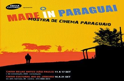 Made in Paraguai - Mostra de Cinema Paraguaio