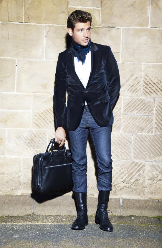 Calibre Fashion – Men's Winter Clothing 2011