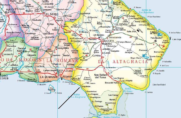 las provincias mas pobres de republica dominicana:
