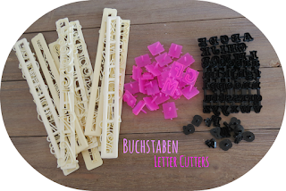 Letter Cutters
