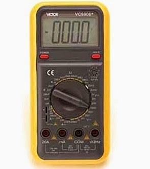 Pengertian Amperemeter: Apa itu Amperemeter?
