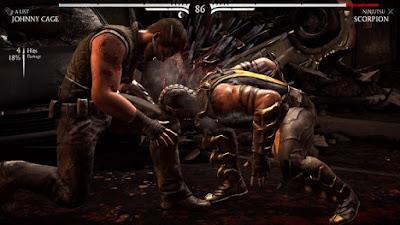 Mortal Kombat X Update Terbaru For Pc screenshot