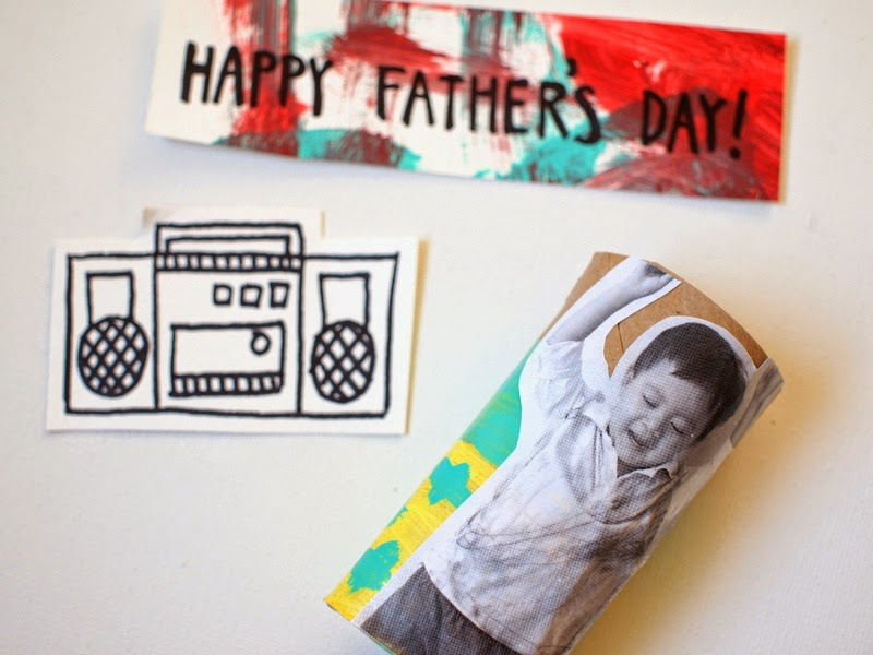 how to make toilet paper roll gift cards