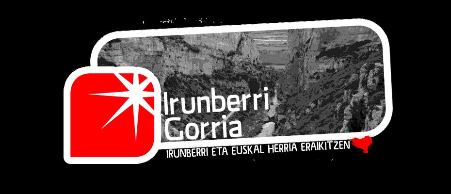 IRUNBERRI GORRIA