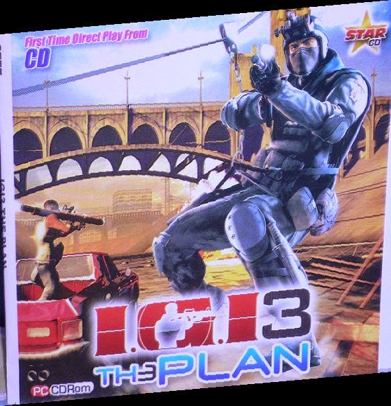 Project IGI 3 The Plan Game