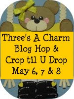 Charm Blog Hop & Crop til U Drop