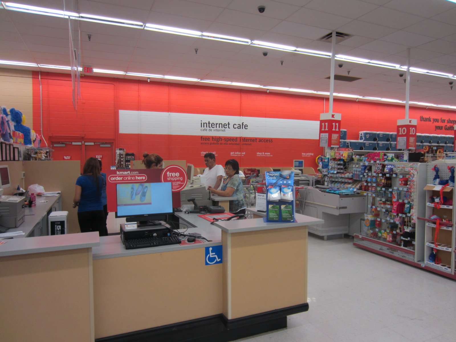Kmart shoppers have been enjoying low prices and quality products since While Kmart now falls under Sears ownership, the department store still offers that same affordable products and great selection that they always have.