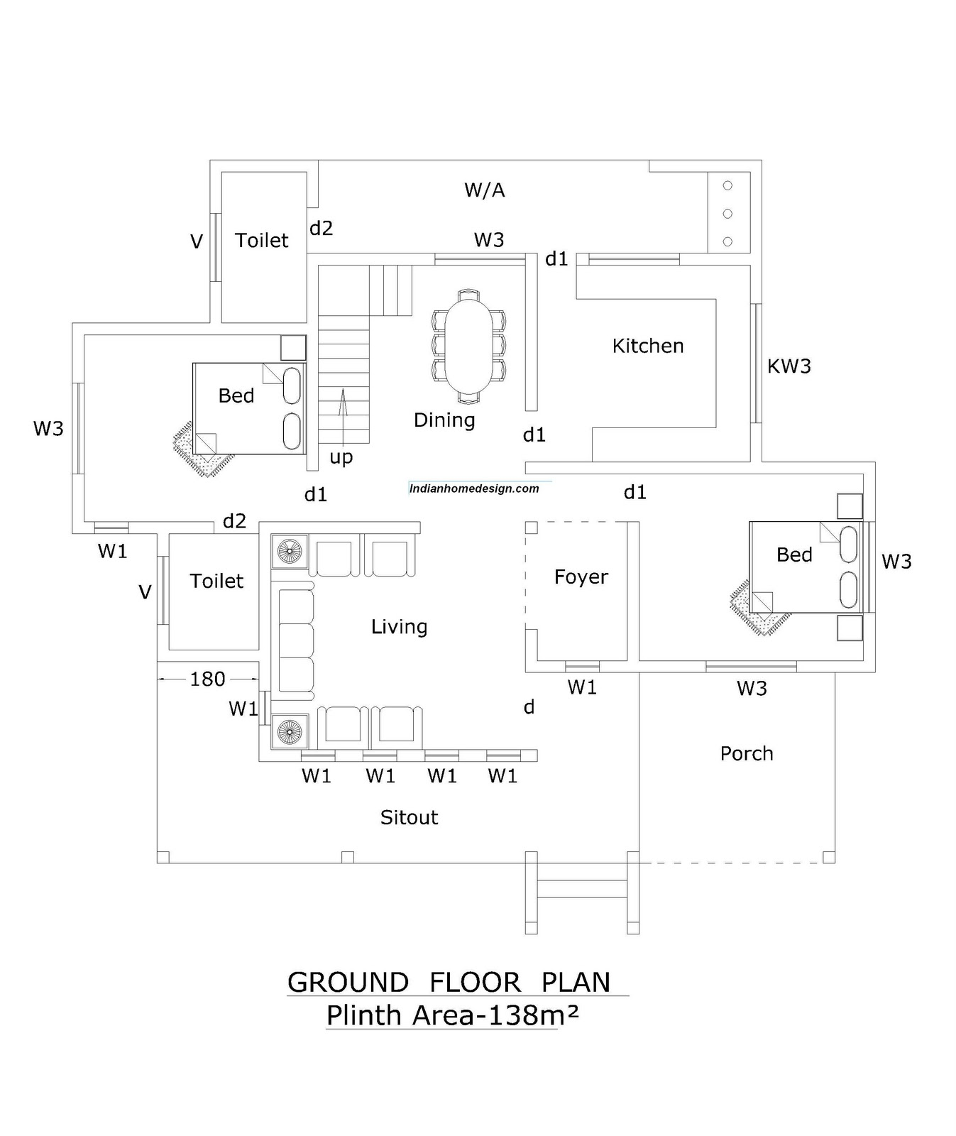 Top Kerala House Floor Plans 1347 x 1600 · 124 kB · jpeg