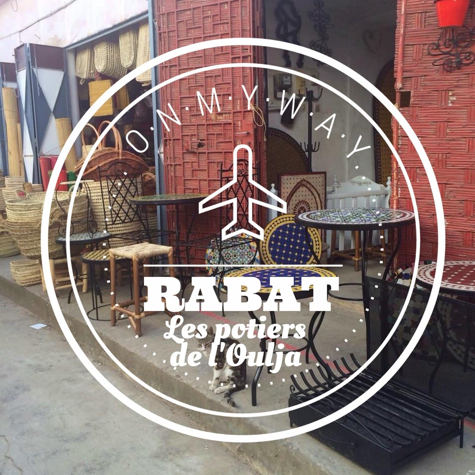 Rabat : Les potiers de l'Oulja