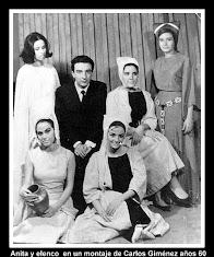 "Anita Giménez y grupo ""El Juglar"""