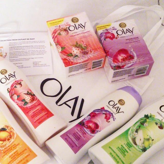 Des recettes personnalisées parfumées pour Fresh Outlast de Olay #MamanPG