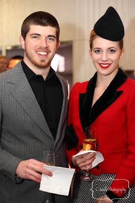 Ian Martin & Tosha Sherman