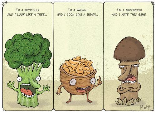 Mushroom Meme