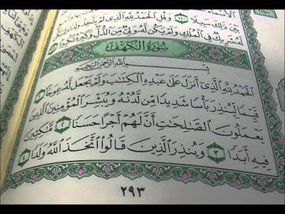 Surat Al-Kahf stories