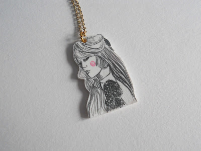Jewellery by Jaymie icons necklace single