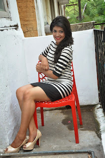 Actress Krupal Latest  Pictures in Short Dress  013.jpg