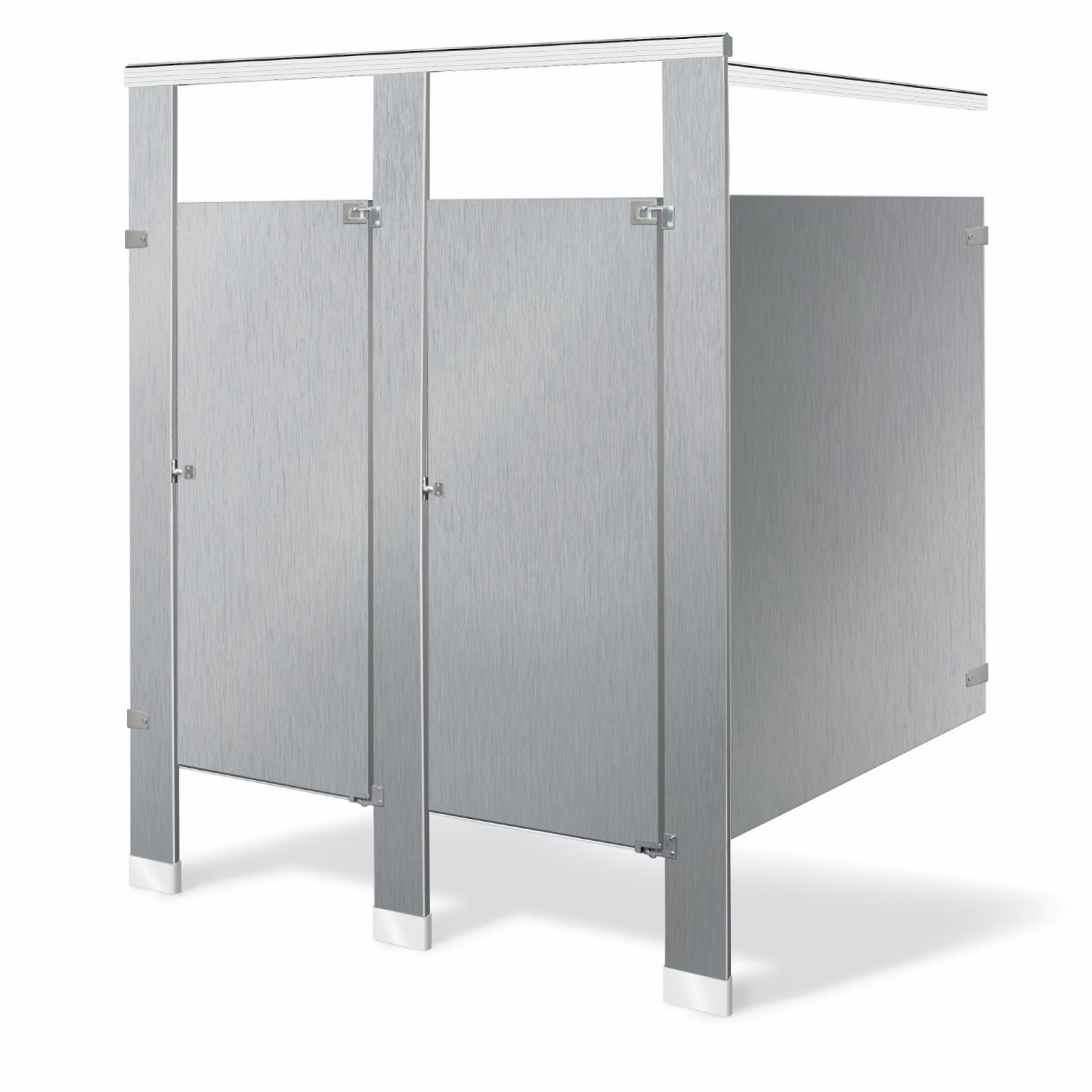 Stainless steel partitions review article for Stainless steel bathroom partitions