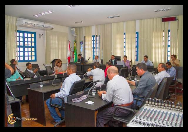Definida a nova Mesa diretora para Exercício 2014