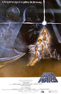 poster Star Wars IV