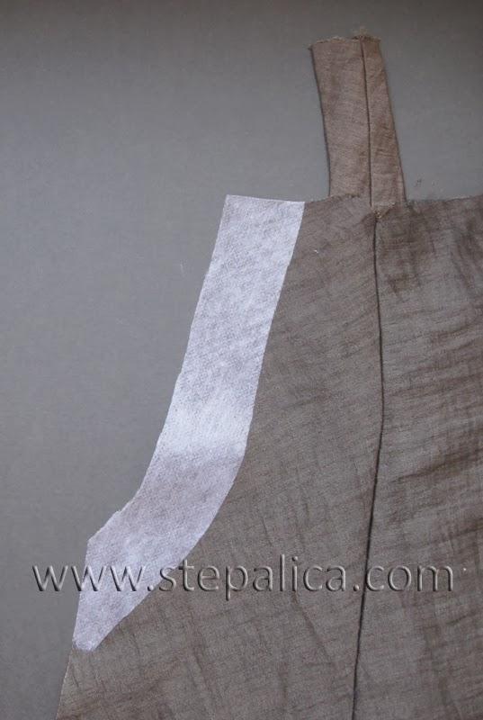 Šivenje Zlata suknje: #8 šivenje džepova