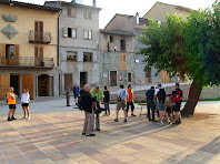 La Plaça de la Vila de Vilada
