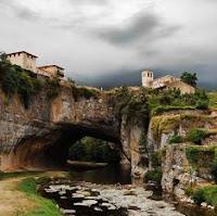Puentedey y el río Nela, Las Merindades