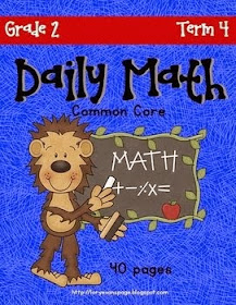 Daily Math Term 4