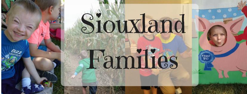 Siouxland Families