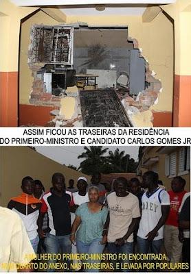 """MLSTP-PSD manifesta """"firme repúdio"""" contra golpe de Estado na Guiné-Bissau"""
