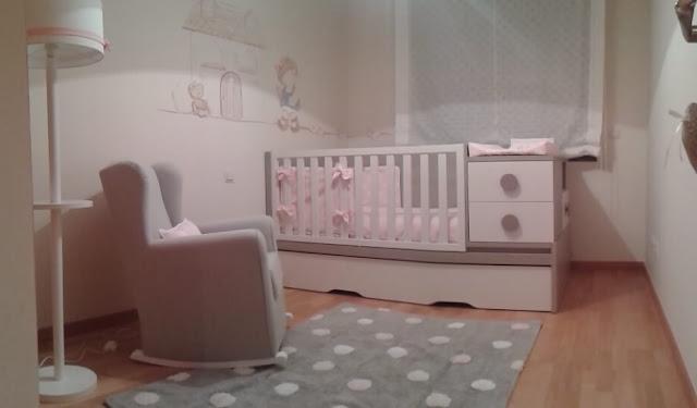 Modele Cuisine Nina Brico Depot : Deco chambre bébé La chambre de Valentina[R