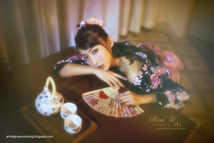 Nữ ca sĩ Nhật Bản xinh đẹp 8