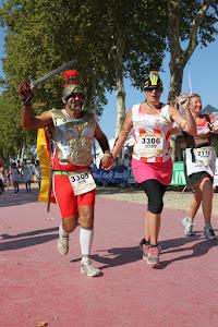 Marathon du Medoc 8-9-2012